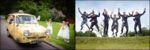 Del boy wedding and jumping men!